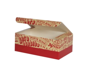 large box for chicken-food packaging