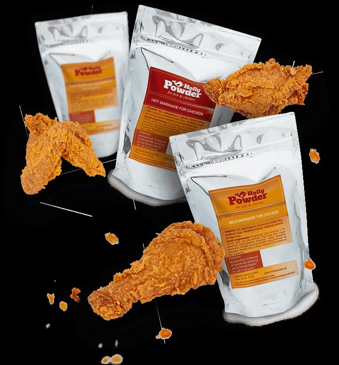 Chicken Breading Manufacturer - Holly Powder